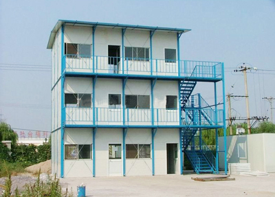 Clima Prefabricated House Modular Houses Steel Structure
